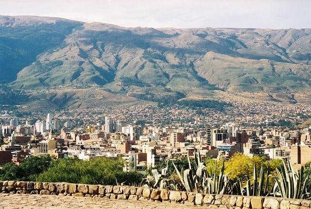 DFW > Santa Cruz de la Sierra, Bolivia: $590 round-trip – Jul-Sep