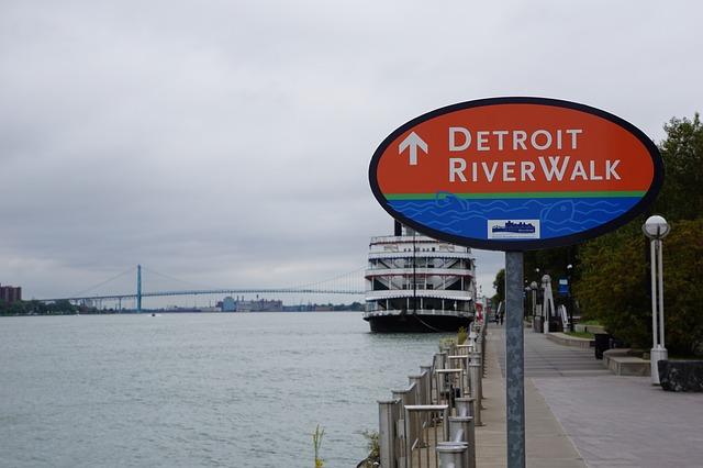 DFW > Detroit, Michigan: $157 round-trip – Apr-Jun