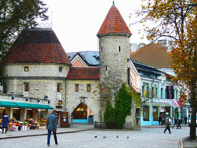 DFW > Tallinn, Estonia: $575 round-trip – Feb-Apr (Including Spring Break)