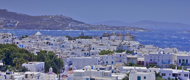 DFW > Mykonos, Greece: $801 round-trip – Sep-Nov (Including Fall Break)