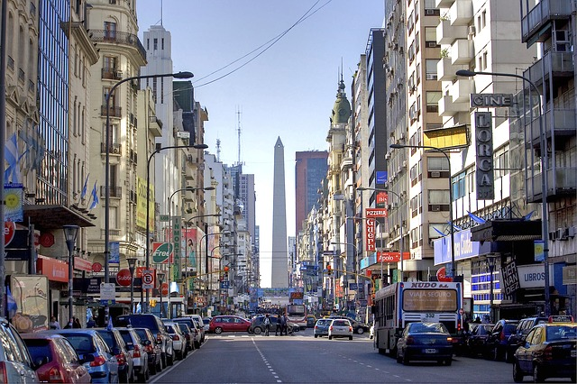 IND > Buenos Aires, Argentina: Flight & 7 nights: $1,086 – Feb-Apr (Including Spring Break)
