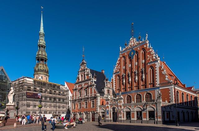 IND > Riga, Latvia: Flight & 7 nights: $758- Apr-Jun