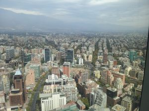 IND> Santiago, Chile: Flight & 11 nights: $1,082 – Oct-Dec