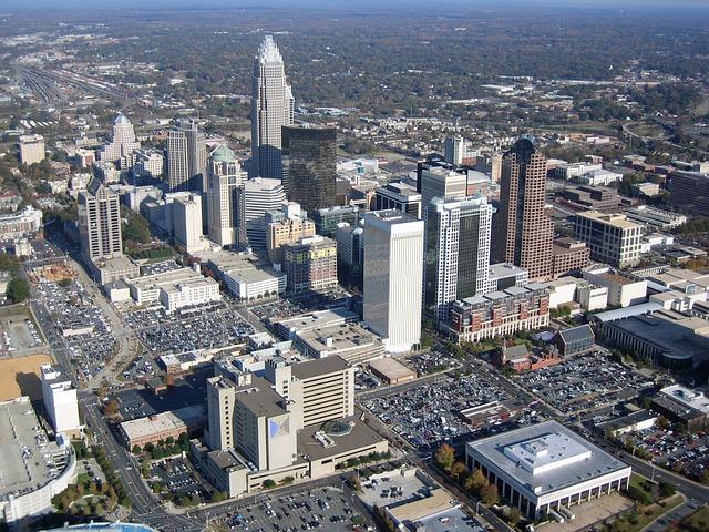 IND > Charlotte, North Carolina: $165 round-trip- Feb-Apr (Including Spring Break)