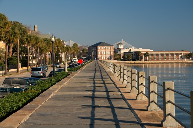 IND > Charleston, South Carolina: $98 round-trip- May-Jul (Including Summer Break)