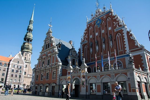 IND > Riga, Latvia: Flight & 7 nights: $764- Apr-Jun