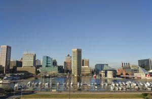 IND> Baltimore, Maryland: $154 round-trip