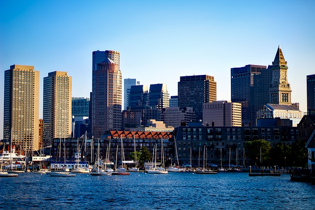 IND > Boston, Massachusetts: $179 round-trip- May-Jul (Including Summer Break)