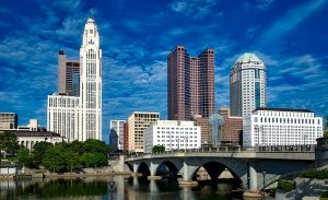 IND> Columbus, Ohio: $154 round-trip