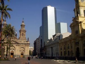 IND> Santiago, Chile: Flight & 12 nights: $965