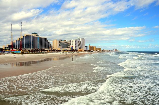 IND > Daytona Beach, Florida: $158 round-trip- Sep-Nov