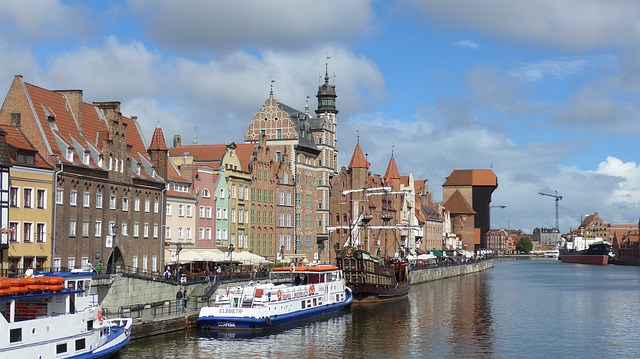 IND > Gdansk, Poland: $683 round-trip – Jul-Sep (Including Summer Break)