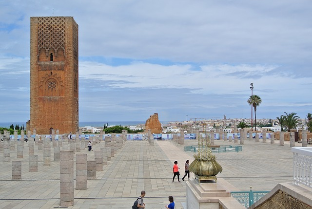 IND > Rabat, Morocco: $738 round-trip- Aug-Oct