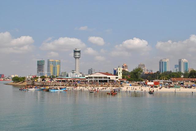 IND > Dar Es Salaam, Tanzania: $854 round-trip- Apr-Jun