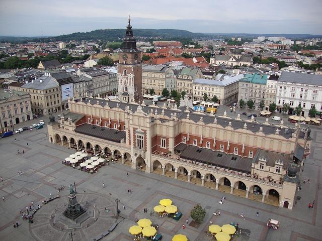 IND > Krakow, Poland: $755 round-trip- Jul-Sep