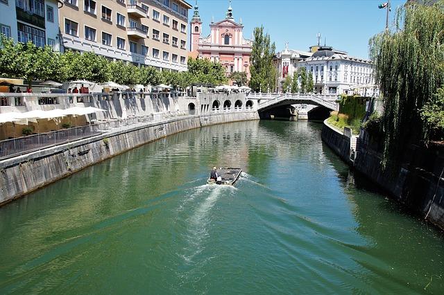 IND > Ljubljana, Slovenia: $690 round-trip- Aug-Oct