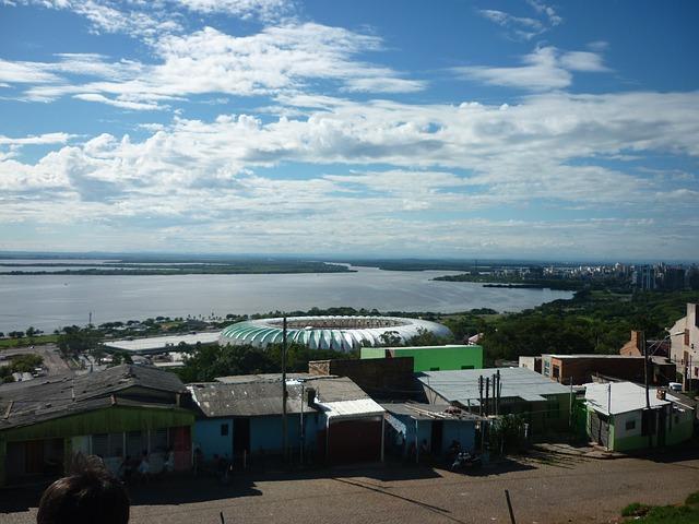 IND > Porto Alegre, Brazil: $1155 round-trip – Oct-Dec