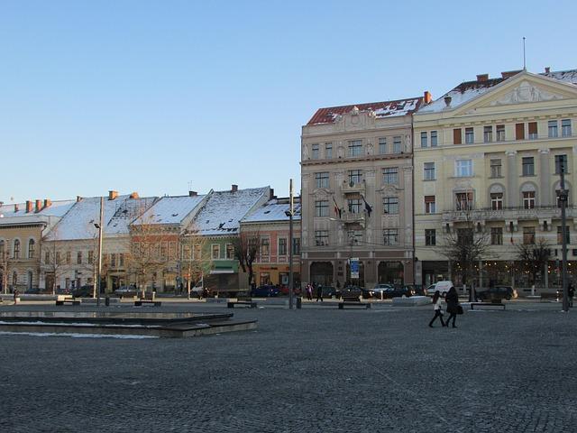 IND > Cluj Napoca, Romania: $683 round-trip- Aug-Oct