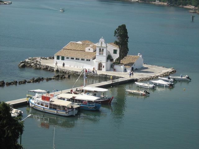 IND > Corfu, Greece: $767  round-trip- Sep-Nov