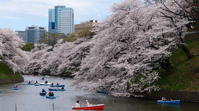LAX > Tokyo, Japan: Flight & 9 nights: $706- Mar-May