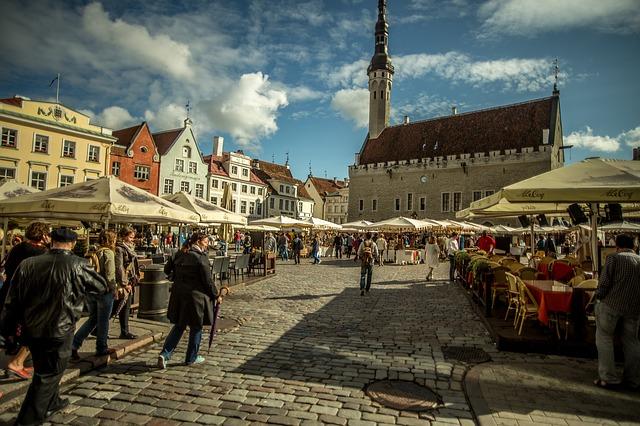 SNA > Tallinn, Estonia: Flight & 7 nights: $687- Jan-Mar