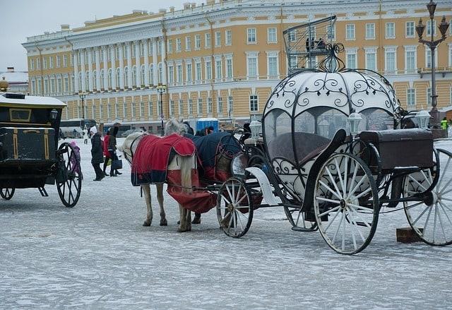 LAX > Saint Petersburg, Russia: $541 round-trip – Sep-Nov (Including Fall Break)