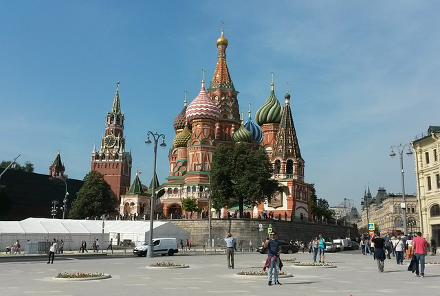 LAX > Moscow, Russia: Flight & 8 nights: $642 – Nov-Jan