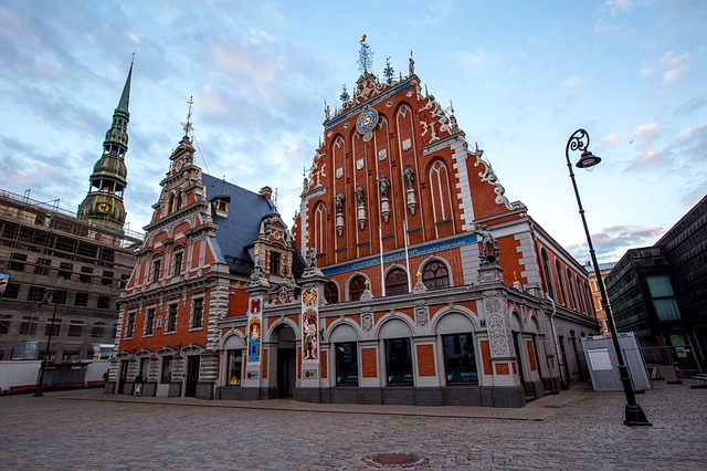 LAX > Riga, Latvia: Flight & 8 nights: $736- Feb-Apr (Including Spring Break)