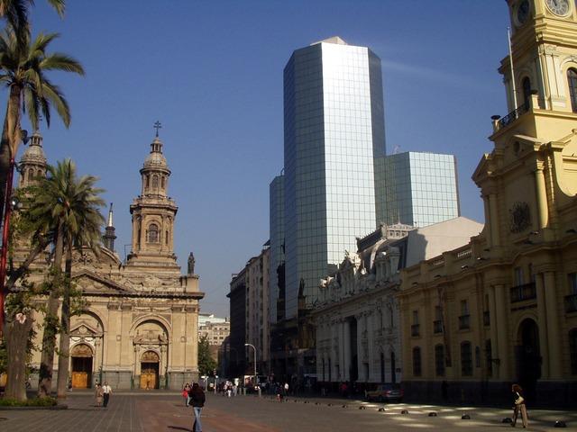 SNA > Santiago, Chile: Flight & 8 nights: $1,063 May-Jul (Including Summer Break)
