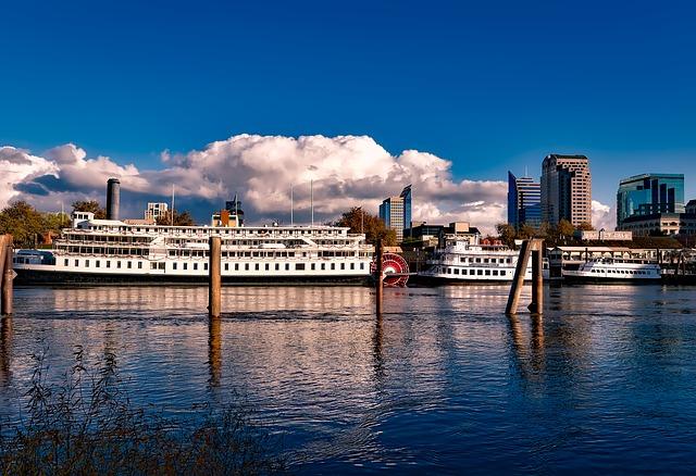 BUR > Sacramento, California: $112 round-trip- Jun-Aug (Including Summer Break)