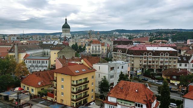 LAX > Cluj Napoca, Romania: $560 round-trip- Nov-Jan