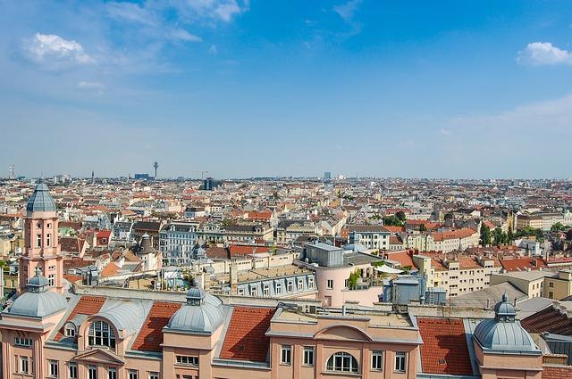 MSP > Vienna, Austria: Flight & 8 nights: $831- Apr-Jun