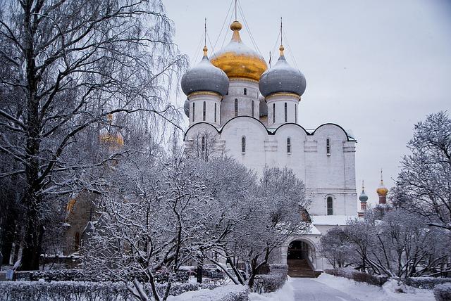 MSP > Saint Petersburg, Russia: $710 round-trip- Sep-Nov