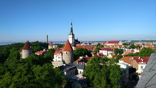 MSP > Tallinn, Estonia: Flight & 12 nights: $1,209- Oct-Dec