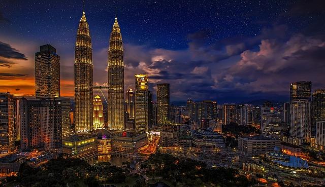 LGA > Malaysia: $552 including flight & 9 nights