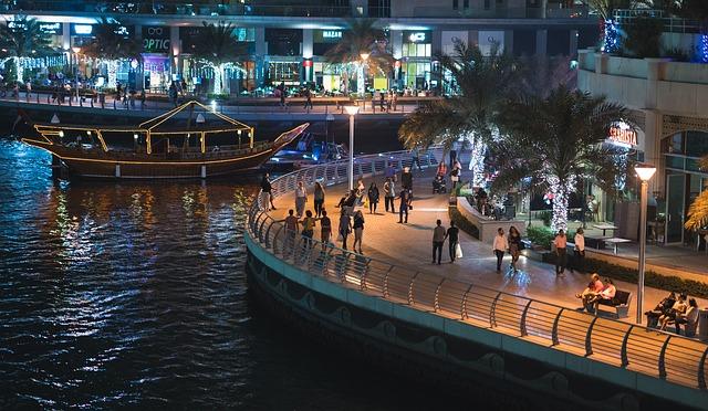 JFK > Dubai: $648 including 6 nights