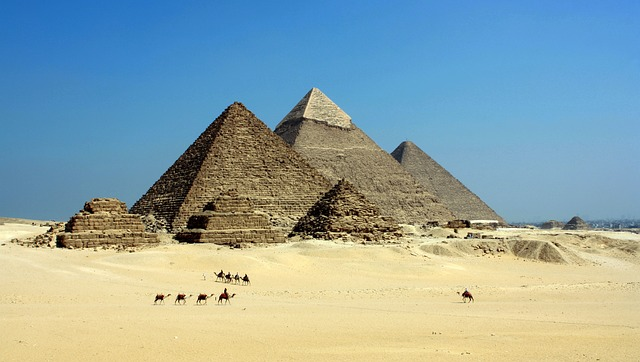 JFK > Cairo: $623 including 16 nights