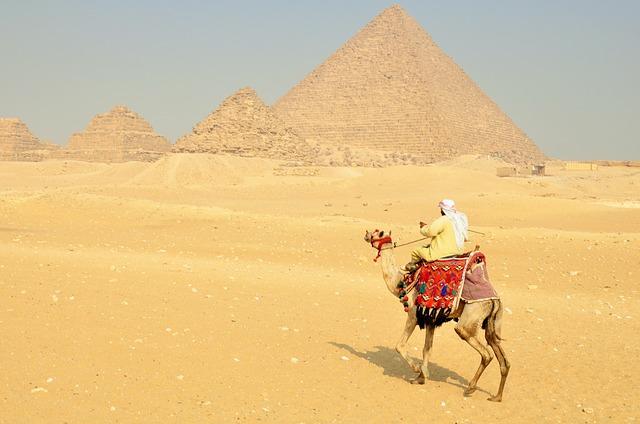 LGA > Cairo: $709 including 7 nights