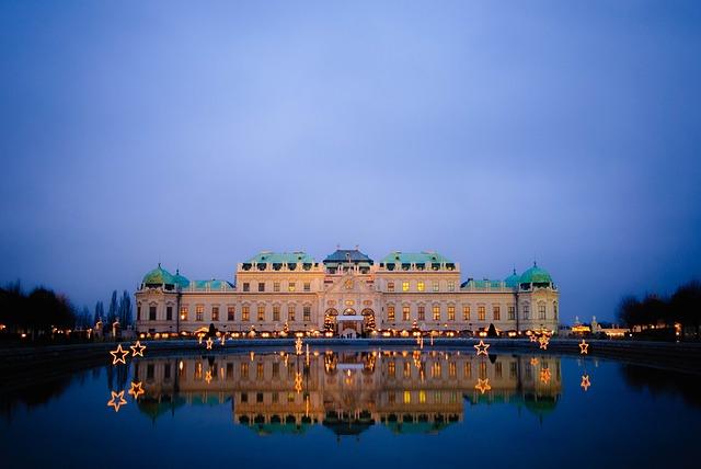 JFK > Vienna, Austria: $392 round-trip- Aug-Oct