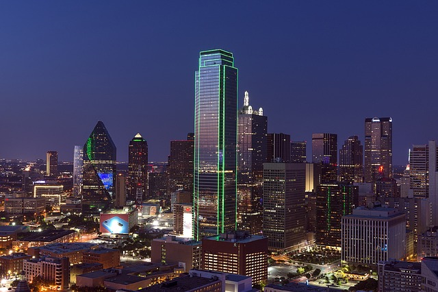 LGA > Dallas, Texas: $96 round-trip- Apr-Jun