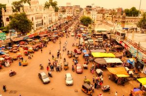 EWR> Hyderabad, India: Flight & 10 nights: $942 – Sep-Nov (Including Fall Break)