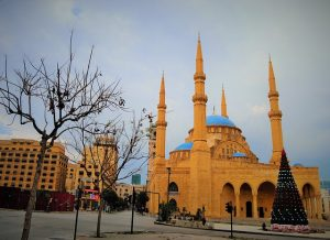 – Dec-Feb (Including Winter Break) EWR> Beirut, Lebanon: Flight & 11 nights: $1,367