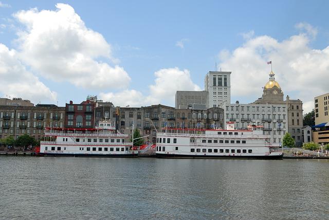 EWR > Savannah, Georgia: $89 round-trip- Apr-Jun