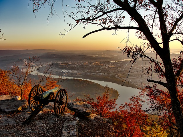 EWR > Chattanooga, Tennessee: $131 round-trip- Feb-Apr
