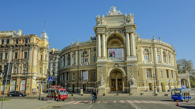JFK > Odessa, Ukraine: Flight & 8 nights: $531- Feb-Apr (Including Spring Break)