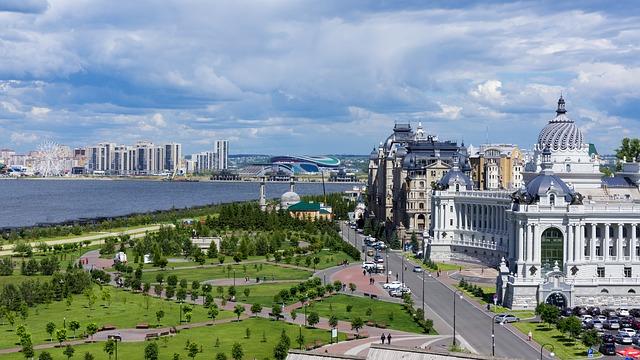 JFK > Kazan, Russia: $400 round-trip- Aug-Oct