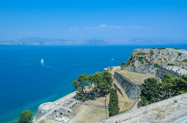 EWR > Corfu, Greece: $582 round-trip- Aug-Oct
