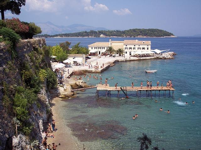 JFK > Corfu, Greece: $463 round-trip- Sep-Nov