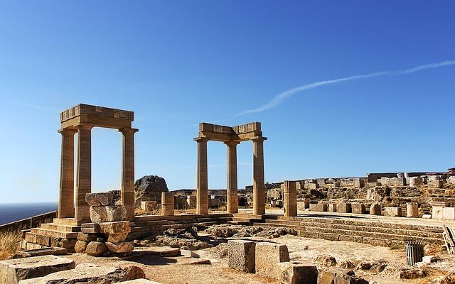 JFK > Rhodes, Greece: $482 round-trip – Aug-Oct