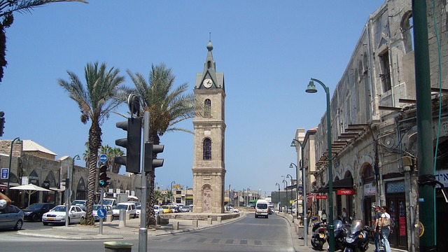 PHX > Tel Aviv, Israel: $729 round-trip – Apr-Jun